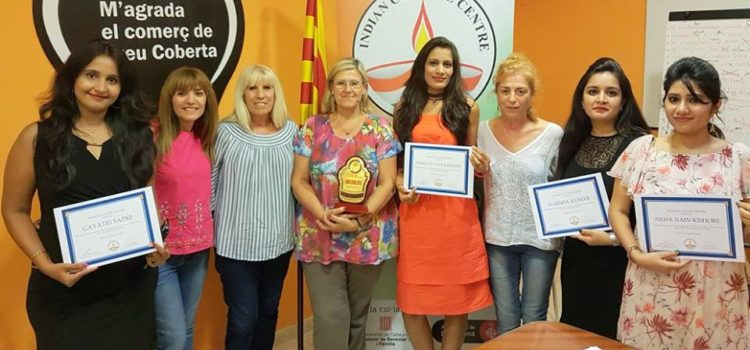 SPANISH COURSE FOR WOMEN 2016-2017