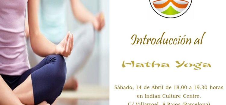Introducció al Hatha Ioga