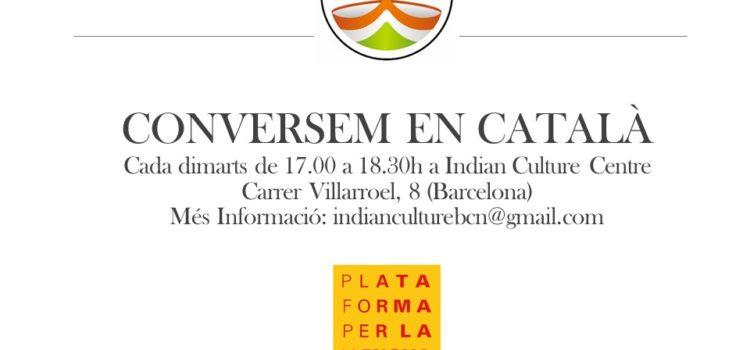 Conversemos en catalán