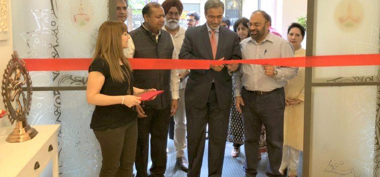 Inauguración de la sede de Indian Culture Centre en Barcelona