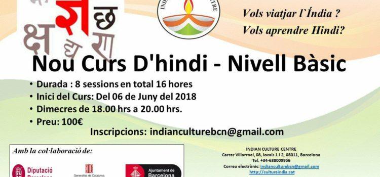 Nuevo Curso de Hindi Nivel Básico