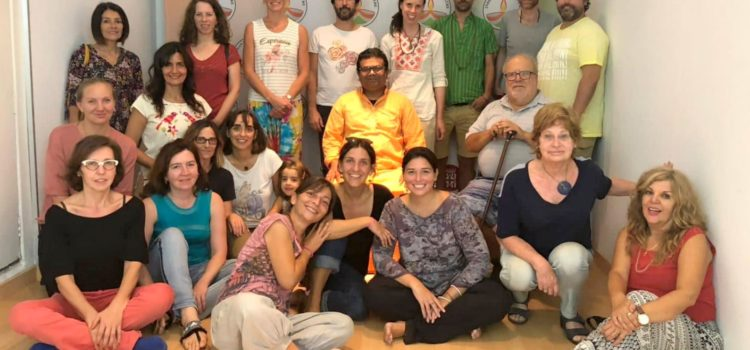 Talk: Knowing Vedanta and Practicing Meditation