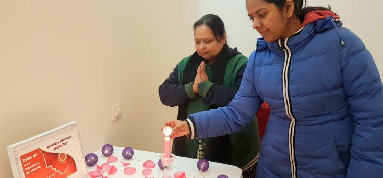 Conmemoración del Día Int. contra la Violencia de Género