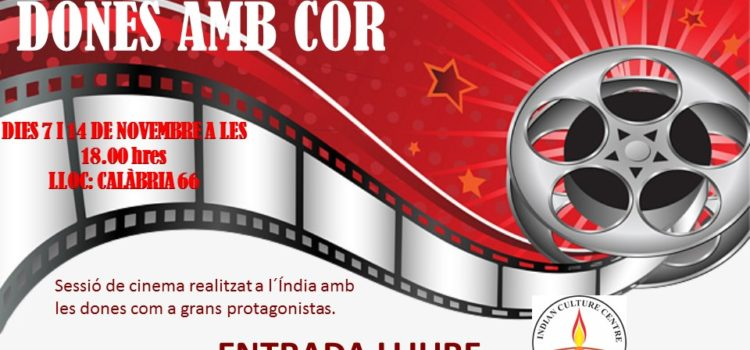 "Cine Fòrum ""Dones amb cor"""