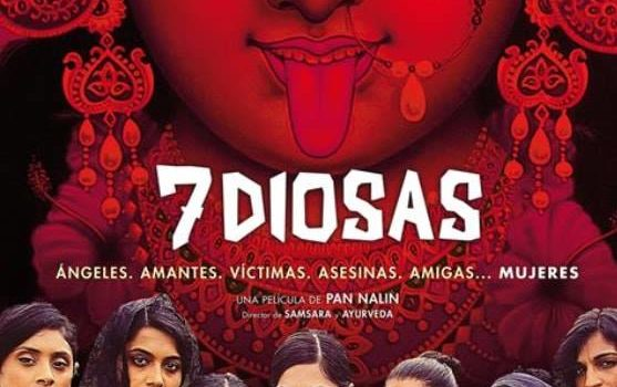 """Segunda película del Cine Forum """"7 Diosas"""""""