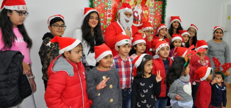 Fiesta de Navidad en Indian Culture Centre