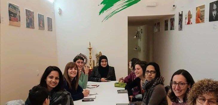 Reunión de preparación del Día Int. de la Mujer