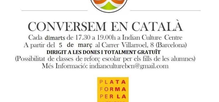 Clases de Catalán Madres e hijos/as