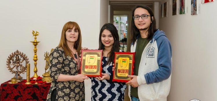 Lliurament de plaques Vaisakhi 2019
