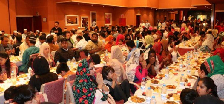Aftari amb la Comunitat de Bangladesh de Barcelona