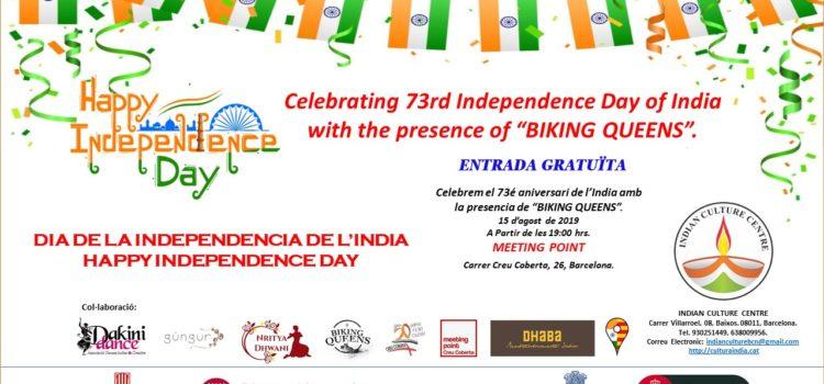 Día de la Independencia de la India