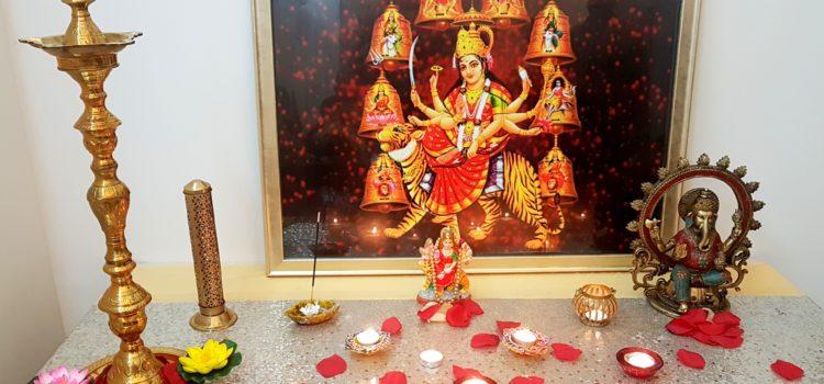 Celebración de Diwali en Clase de Danza