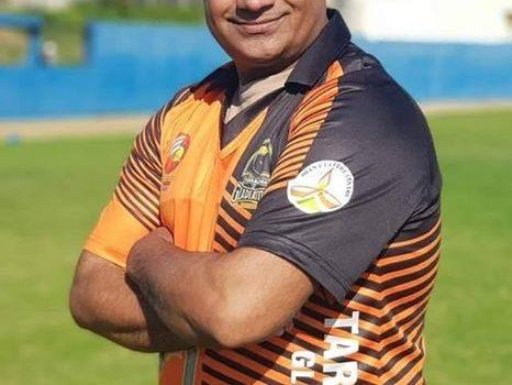 ICC donant suport a l'equip de l'Índia, Tarragona Gladiators,