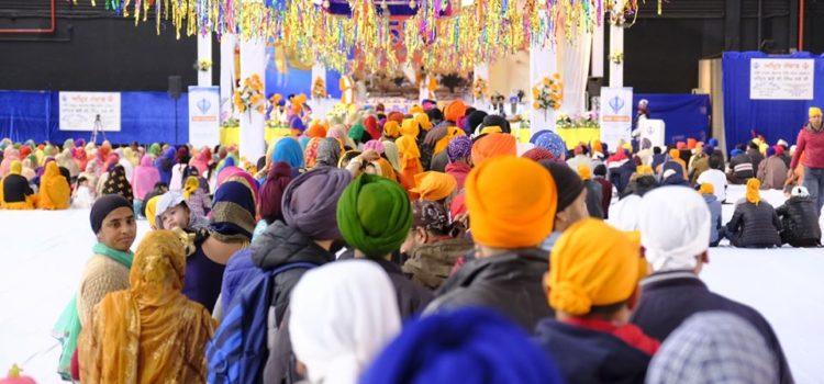 550è aniversari del primer guru de la religió Sikh
