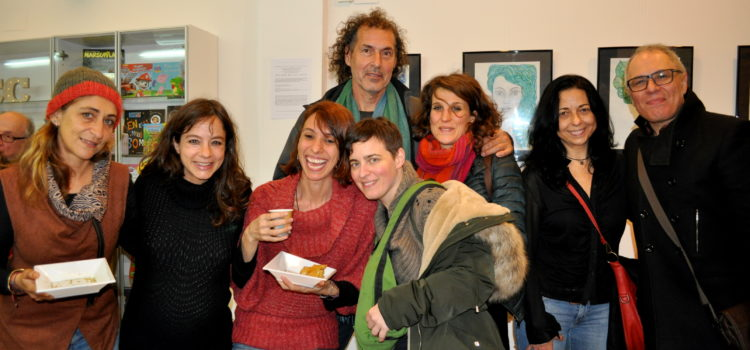 """Inauguració de l'exposició """"Dones de les Aigües"""""""