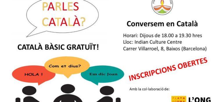 Classes de Català Bàsic – Gratuïtes