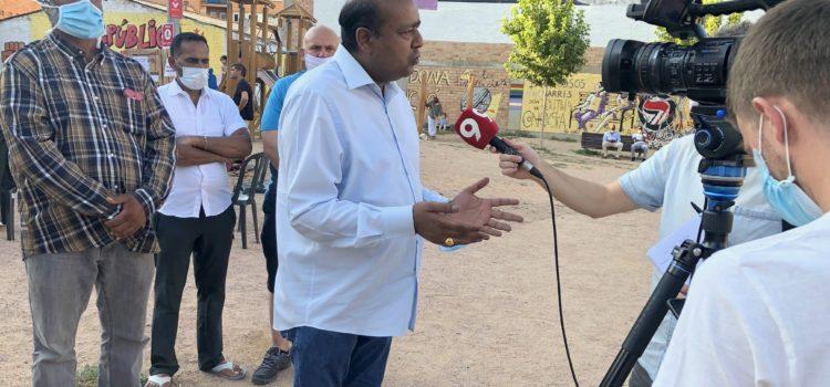 Homenatge a Sarbjit Singh a 9 TV