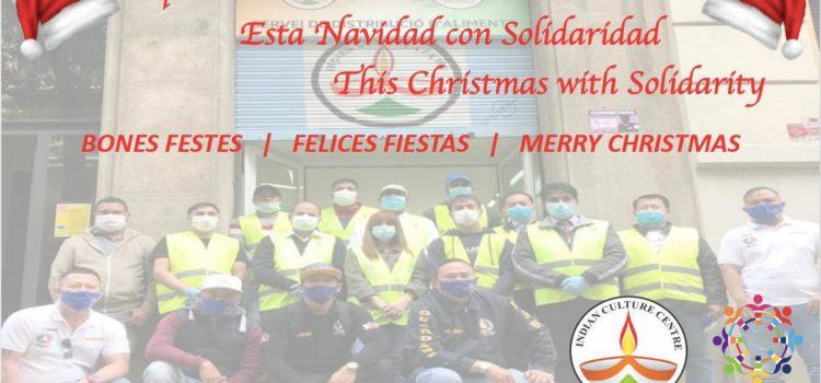 Feliz Navidad – Bon Nadal – Merry Christmas