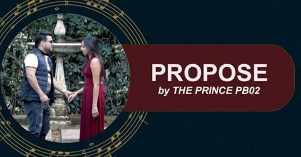 Videoclip «Propose» amb Sara KS i realitzat per Alex Kumar