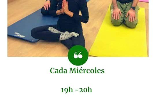 Clases de Yoga Nivel Principiante e Intermedio