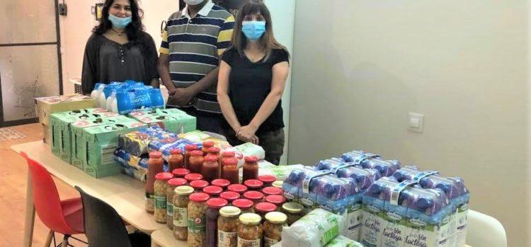Sandarangani Family Food Donations