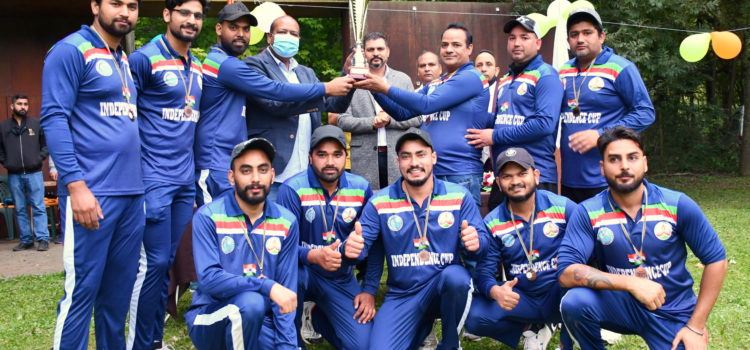 Indian Independence Cup Cricket Tournament