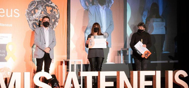 Entrevista Premios Ateneus