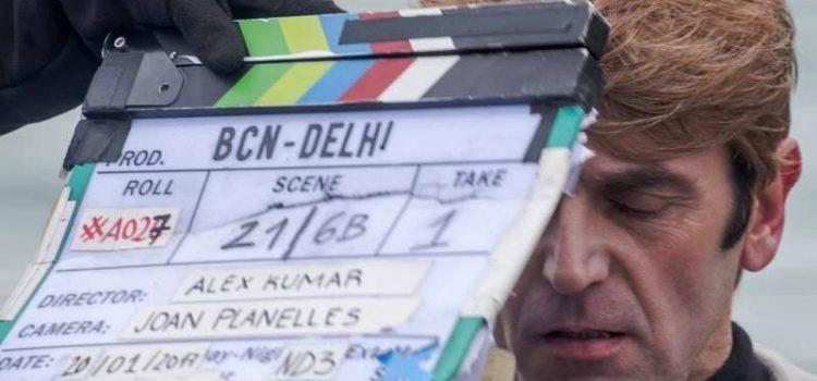 Presentation of the movie Barcelona – Delhi