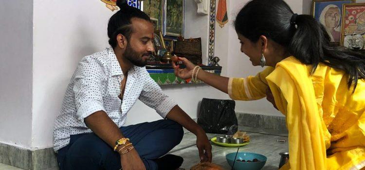 Raksha Bandan celebration