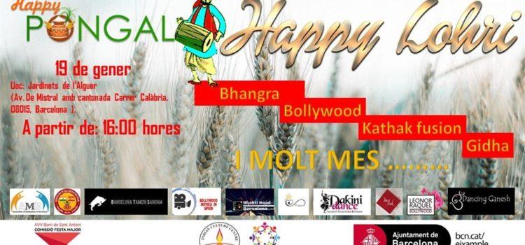 Festival Pongal – Lohri 2020 a la Festa Major de Sant Antoni