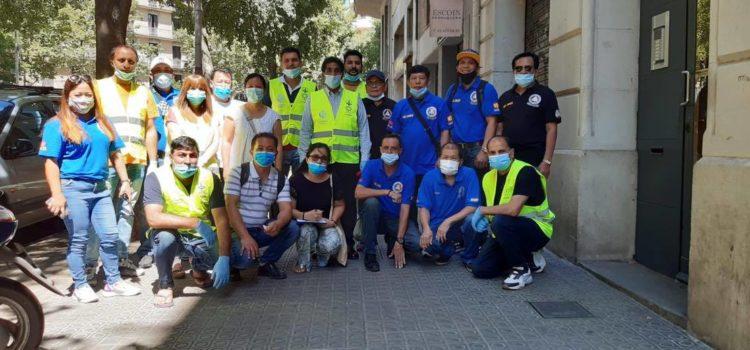 Solidaridad Alimentaria Barcelona 05/07/2020