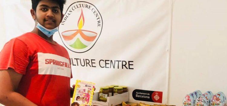 El voluntario más joven de ICC