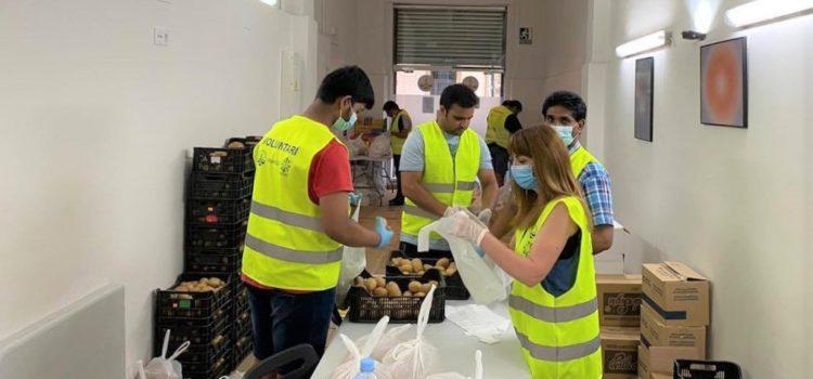 Preparación de Bolsas de Alimentos (11-07-20)