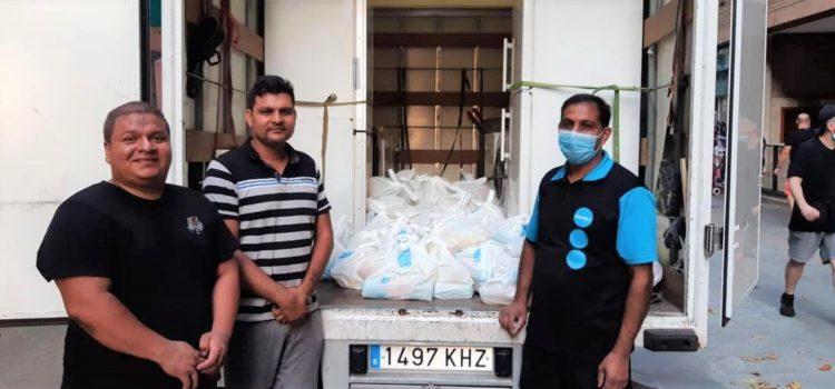 Recogida de Alimentos – Voluntarios ICC
