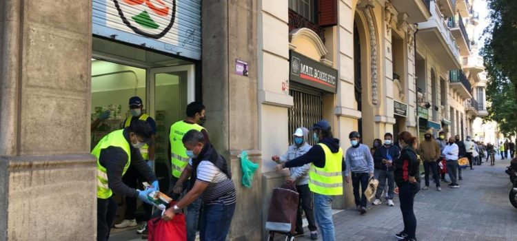 New distribution point in Barcelona