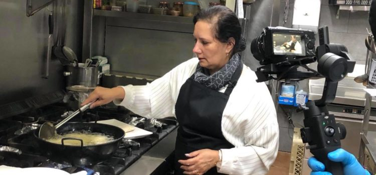 Indian cooking workshop for Christmas