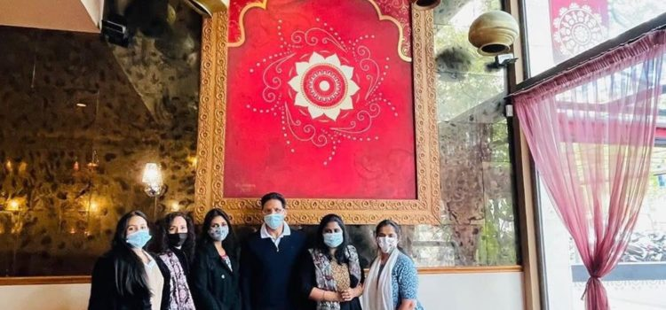 Reunió amb representants de l'Ambaixada de l'Índia