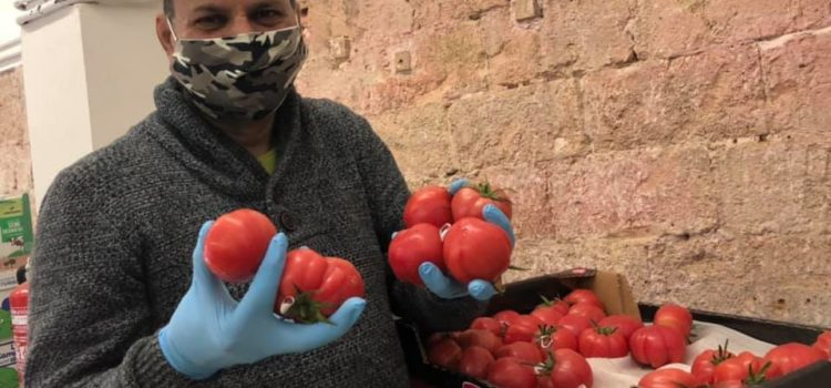 «Nuevo» Programa Solidario de Alimentos Sostenibles