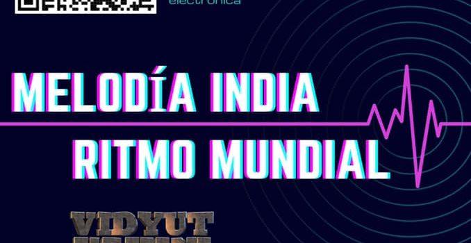 """Presentación del nuevo álbum de Shree Iyer """"Vidyuta Vahini"""""""