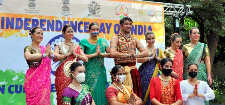 75º Aniversario del Día de la Independencia de la India